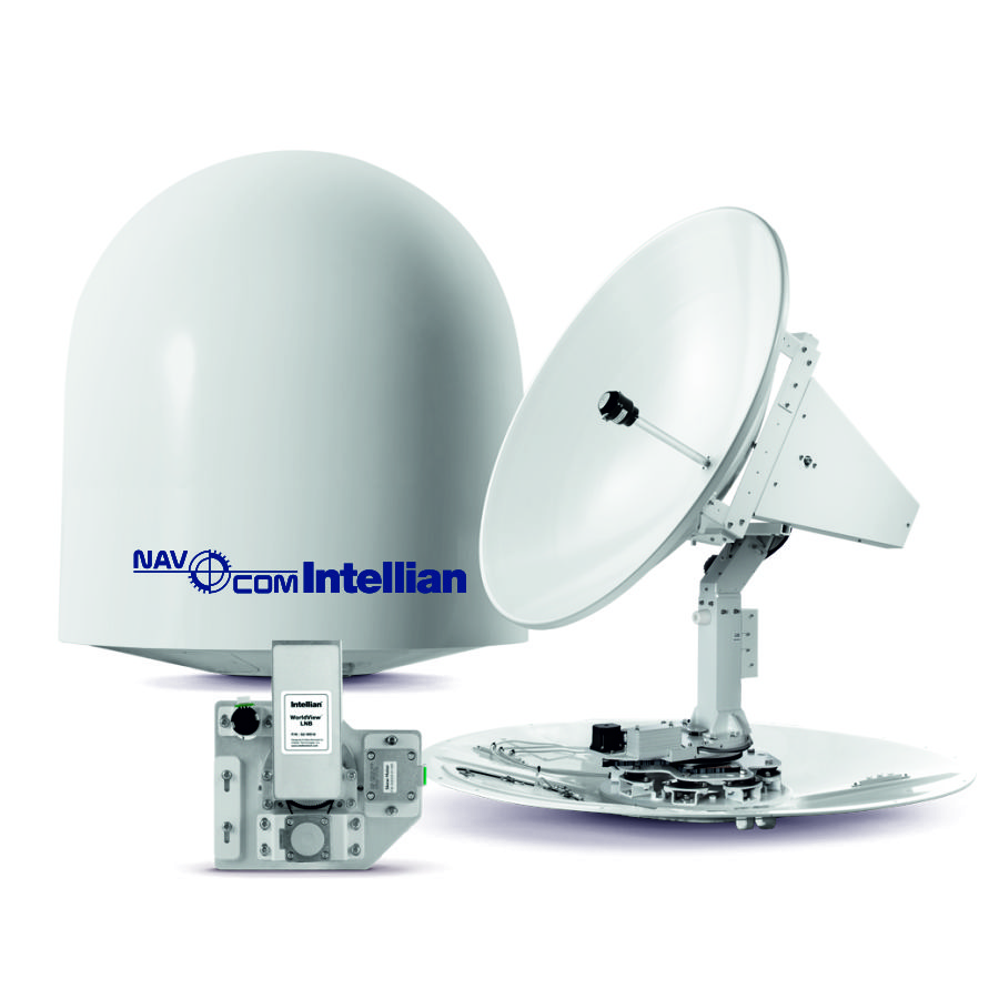 NavCom-Intellian t110W